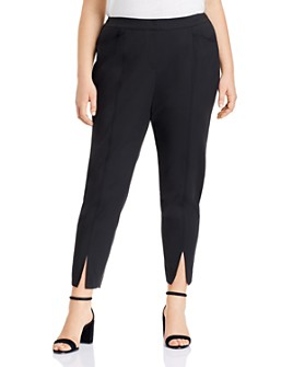 Lafayette 148 New York Plus - Waldorf Slim Ankle Pants