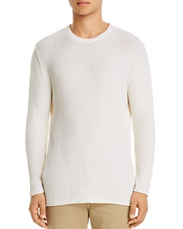 Billy Reid - Mini Waffle-Knit Sweater