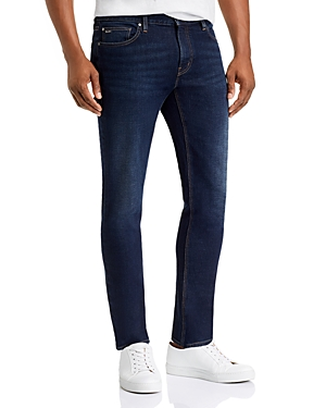 Michael Kors Parker Stretch Slim Fit Jeans