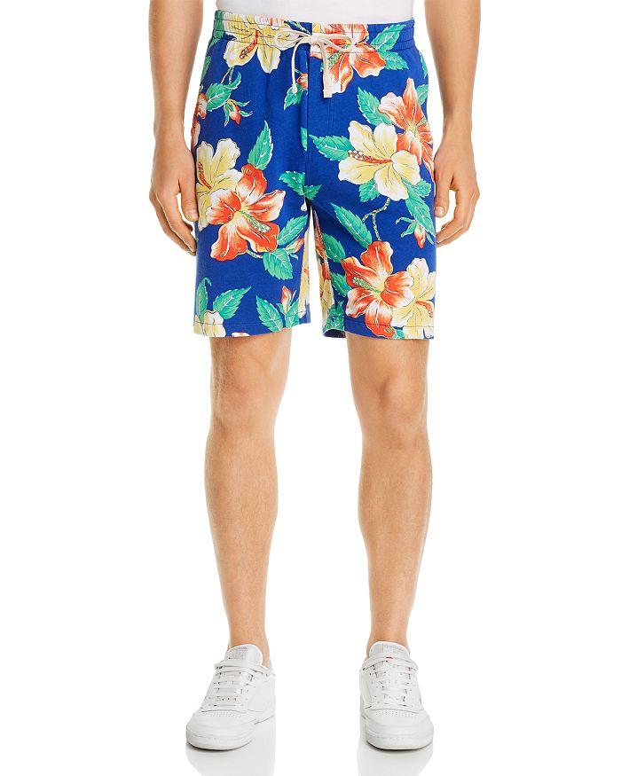Polo Ralph Lauren - Floral Athletic Shorts
