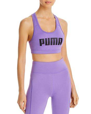 PUMA - 4Keeps Logo Sports Bra