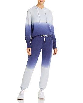 AQUA - Dip-Dyed Hoodie & Boyfriend Sweatpants - 100% Exclusive