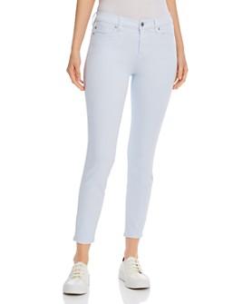NIC and ZOE - Skinny Jeans in Light Sky