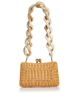 SERPUI - Chloe Wicker Clutch