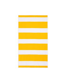 Hudson Park Collection - Westport Stripe Beach Towel - 100% Exclusive