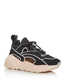 Stella McCartney - Women's Platform Low-Top Sneakers