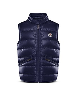 Moncler - Unisex Down Puffer Vest - Little Kid