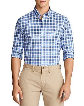 Polo Ralph Lauren - Classic Fit Button-Down Plaid Shirt