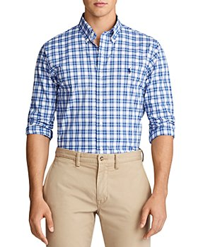 Polo Ralph Lauren - Classic Fit Button-Down Plaid Shirt