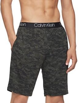 Calvin Klein - Ultra-Soft Lounge Shorts