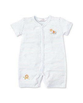 Kissy Kissy - Boys' Cotton Embroidered Animals Bodysuit - Baby