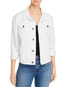 JAG Jeans - Rupert Denim Jacket in White