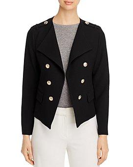 Calvin Klein - Box-Knit Jacket