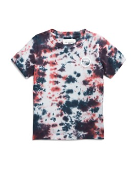 SOL ANGELES - Boys' Cotton Tie-Dyed T-Shirt - Little Kid, Big Kid