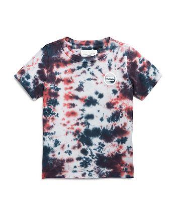 SOL ANGELES - Boys' Cotton Tie-Dyed T-Shirt - Little Kid, Big Kid