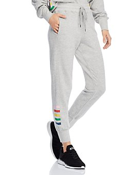 Sundry - Side-Stripe Terry Sweatpants
