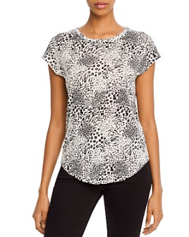 Joie - Nell Animal-Print Tee