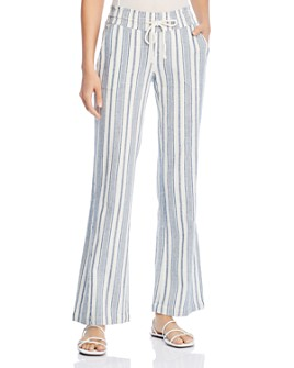 Roxy - Oceanside Striped Pants