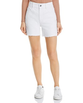 FRAME - Denim Cutoff Shorts