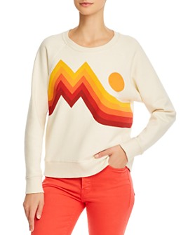 MOTHER - The Square Sweatshirt