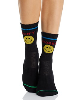 MOTHER - Baby Steps Don't Worry Socks