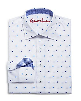 Robert Graham - Boys' Caberto Dress Shirt - Big Kid