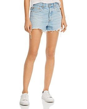 Levi's - 501 Original Cutoff Jean Shorts