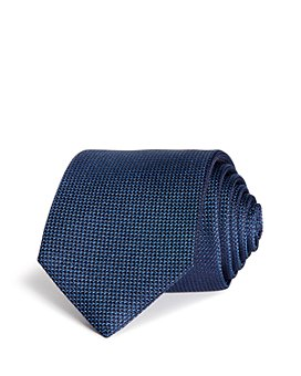 BOSS - Woven Solid Silk Classic Tie