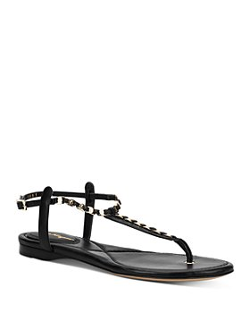 Salvatore Ferragamo - Women's Embellished Strappy Sandals