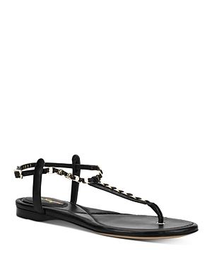 Salvatore Ferragamo Women's Embellished Strappy Sandals