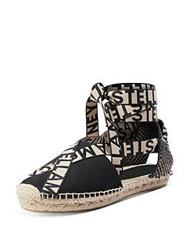 Stella McCartney - Women's Lace Up Espadrille Sandals