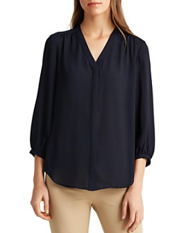 Ralph Lauren - Georgette Shirt