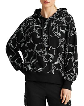 Ralph Lauren - Printed Hooded Sweatshirt