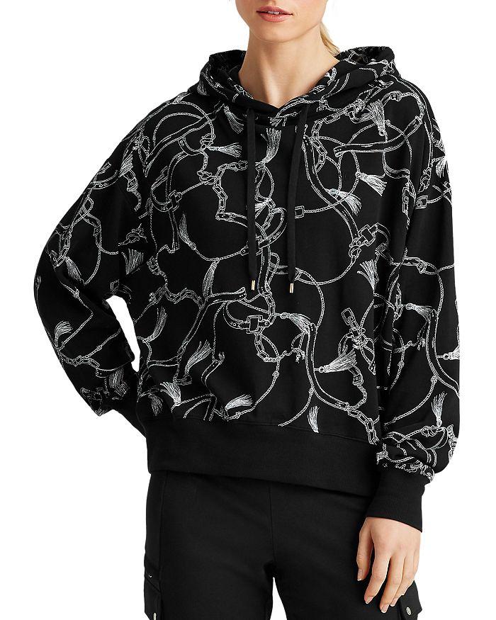 Ralph Lauren - Printed Hooded Sweatshirt