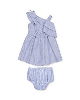 Habitual Kids - Girls' Olympia Ruffled One-Shoulder Dress - Baby
