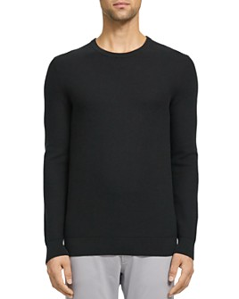 Theory - Riland Pique Breach Sweater