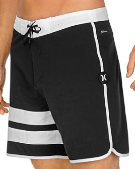 "Hurley - Phantom Double Stripe 18"" Board Shorts"