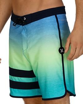 Hurley - Phantom Gradient Double Stripe Board Shorts
