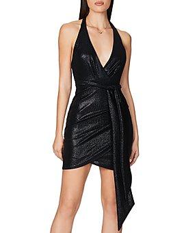 Nookie - Bellagio Metallic Sequin Bodycon Dress
