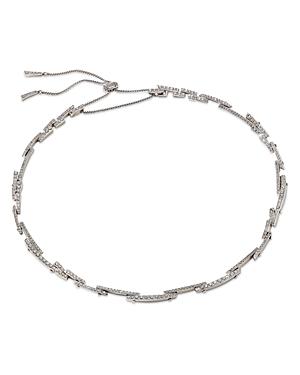 Nadri Pave Bar Statement Necklace, 15-18-Jewelry & Accessories
