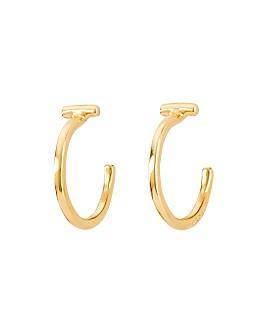 Uno de 50 - t's Electrifying Hoop Earrings