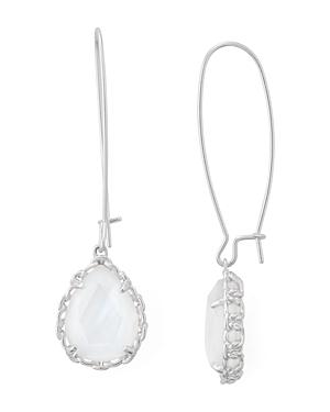 Kendra Scott Macrame Dee Stone Drop Earrings-Jewelry & Accessories