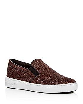 MICHAEL Michael Kors - Women's Keaton Slip-On Sneakers
