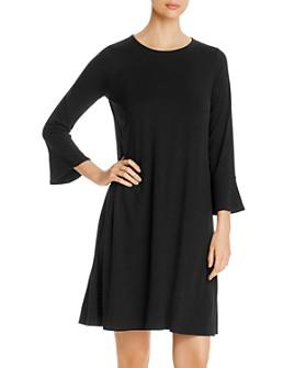 Eileen Fisher Petites - Bell-Sleeve Dress