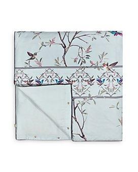 Ted Baker - Highgrove Mint Duvet Cover Set, Full/Queen