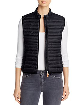 Save The Duck - Zip-Up Puffer Vest