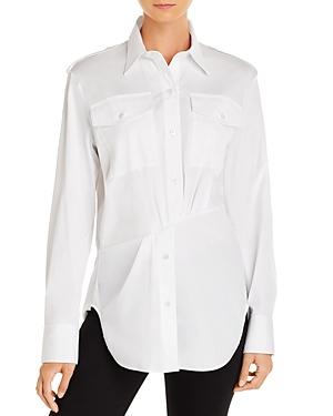 Helmut Lang Knot Utility Shirt-Women