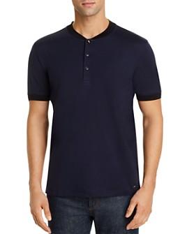 HUGO - Denots Cotton Regular Fit Polo Shirt - 100% Exclusive