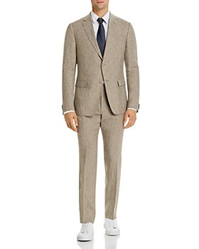 Z Zegna - Linen Slim Fit Suit