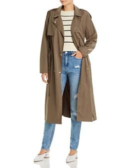 Vero Moda - Long Trench Coat